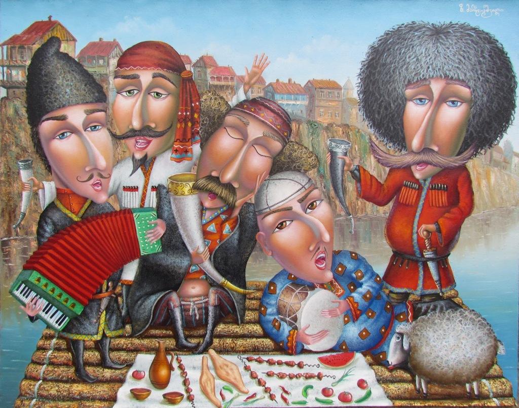 Круиз открытки, открытки армянские приколы